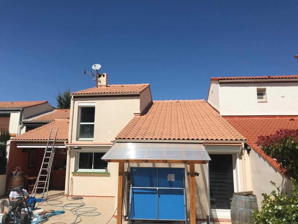 Peinture de toiture - WBTOITCONCEPT est la solution pour votre toiture.